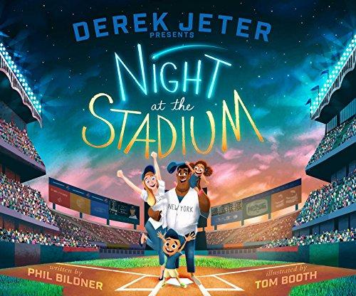 - Derek Jeter Presents Night at the Stadium
