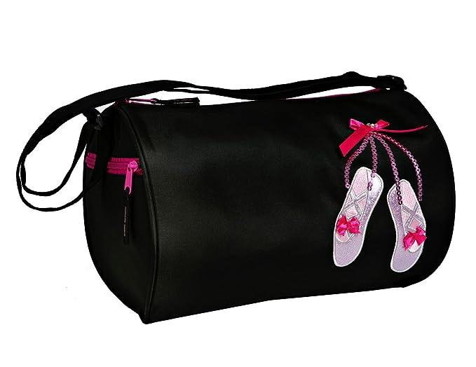 Amazon.com horizon dance 6770 sparkle dance shoes applique duffel