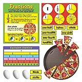 TREND enterprises, Inc. Fraction Action Bulletin Board Set