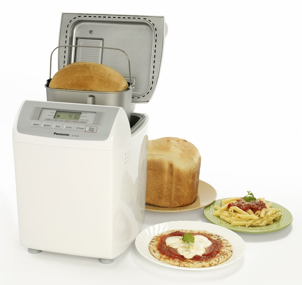 Panasonic SD-RD250 Bread Maker with Automatic Fruit & Nut Dispenser by Panasonic (Image #10)