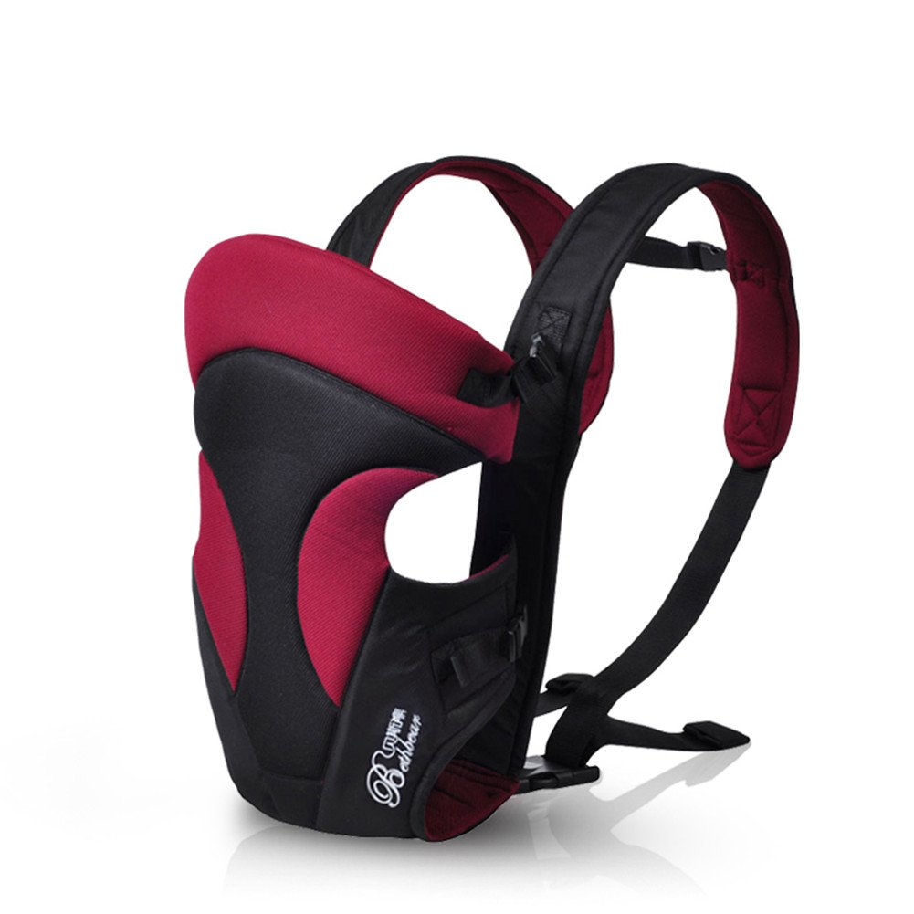 Amazon.com : Baby Infant Carrier Soft Structured Breathable ...