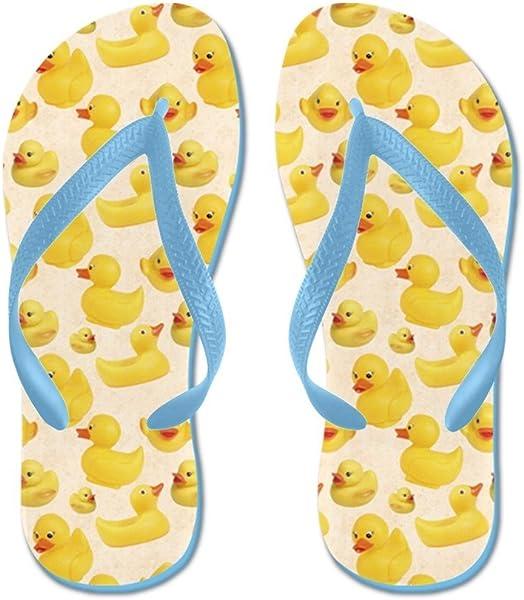b1d2518f0 lplpol patitos de Goma Chanclas para niños y Adultos Unisex Zapatos de  Playa Sandalias Piscina Fiesta Zapatillas