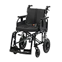Ability Superstore SD2 20-Inch Transit Aluminium Wheelchair