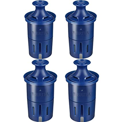 Brita Longlast Water Filter Replacement Filter for Pitcher and