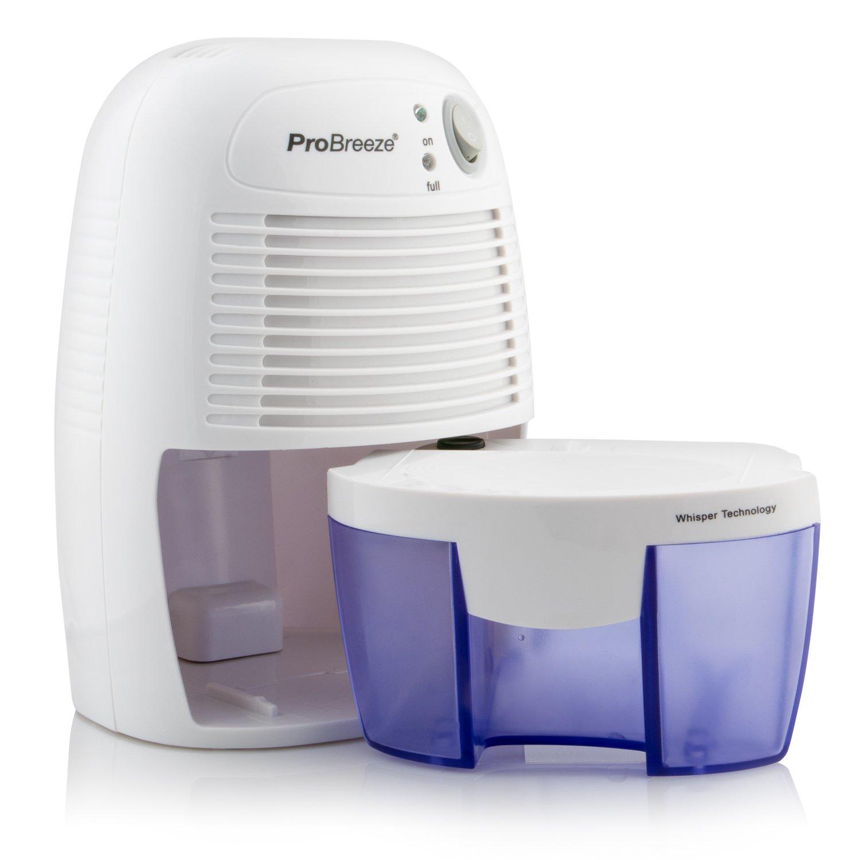 Pro Breeze Mini Déshumidificateur d Air pact 500 ml pour l