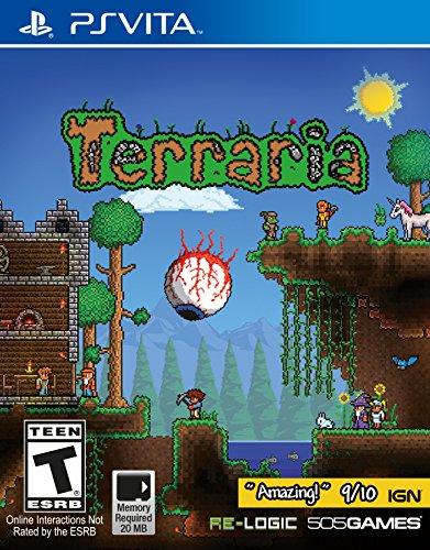 Terraria – PlayStation Vita