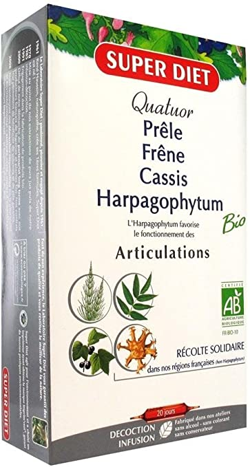 harpagophytum ampoules
