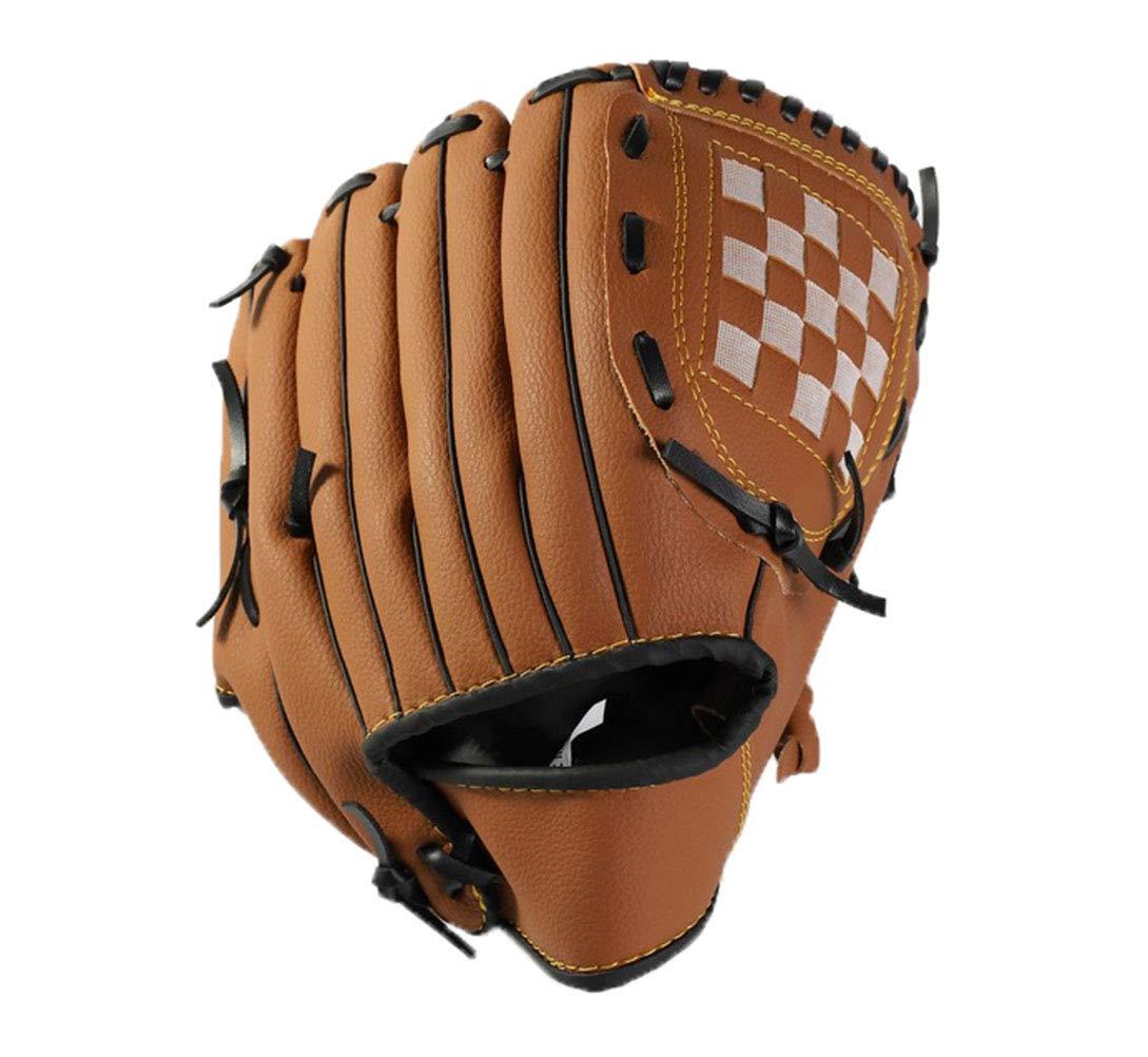 CZ-XING Outdoor Baseball Glove Sports Batting Gloves Baseball Glove Adult//Teenager Wild Baseball Gloves Softball Gloves Multicolor
