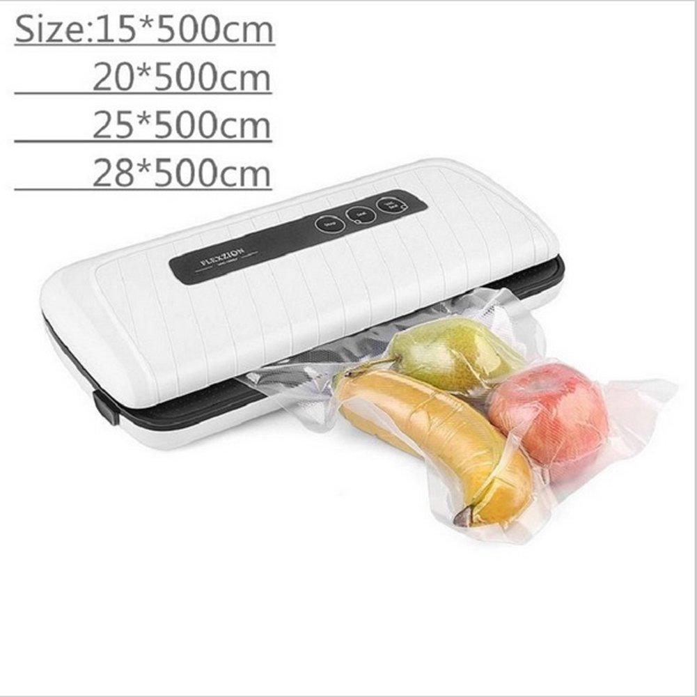 15*500CM Pack de Rouleaux pour Appareil de Mise Sous Vide Machine /à Emballer Pour Aliment