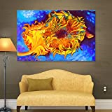 magazine article frame - Art Wall 'Two Sunflowers by Vincent Van Gogh' by Susi Franco Gallery Wrapped Canvas Artwork, 36 by 48-Inch