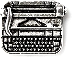 Typewriter Strong Handmade Fridge Magnet