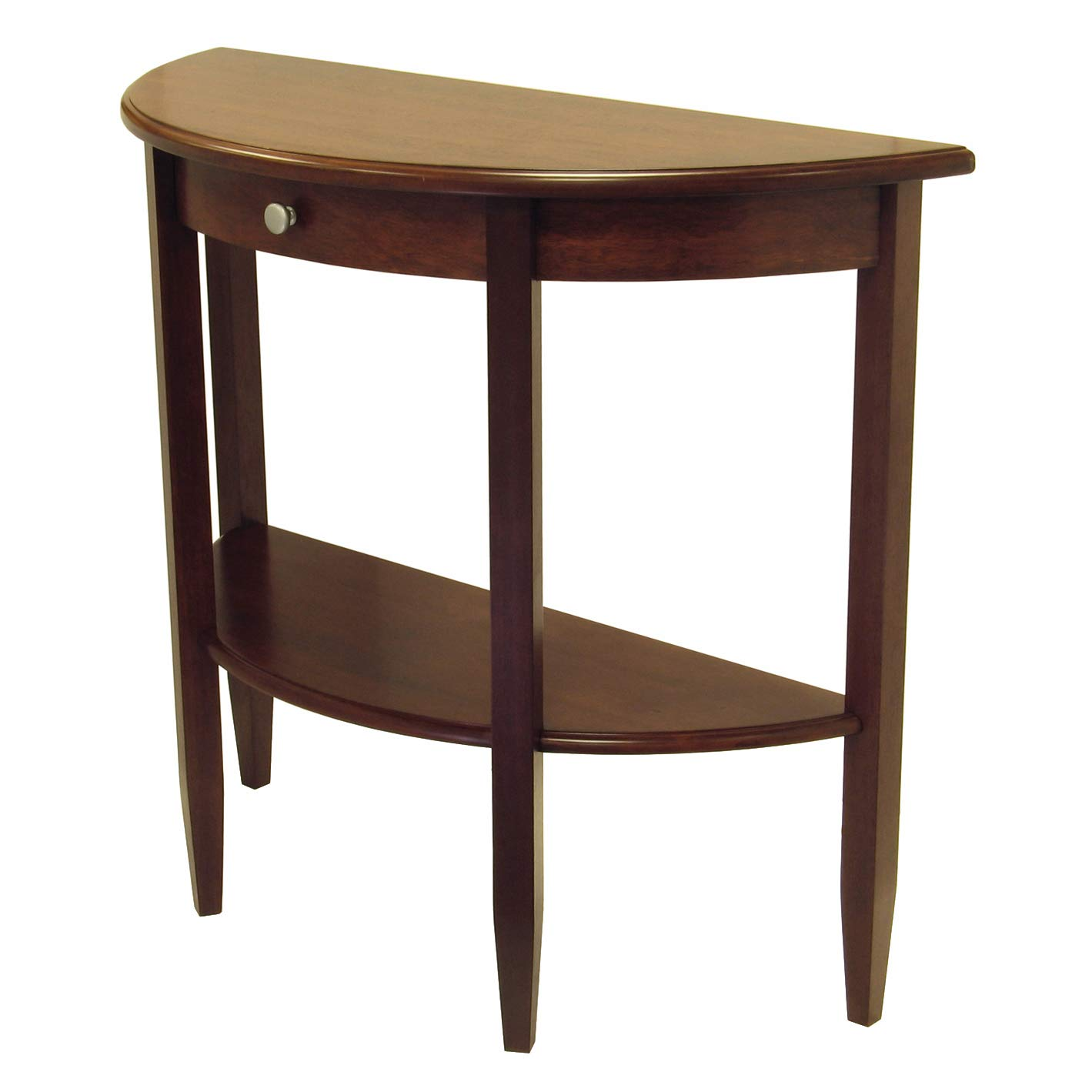 Winsome Wood 94039 Concord Occasional Table, Antique Walnut by Winsome Wood