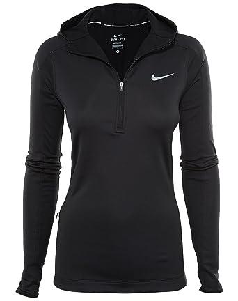Amazon.com  Nike Women s Dri-FIT Thermal Hoodie 78d5568eb1