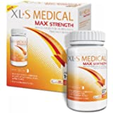 XLS Medical Max Strength 120 comprimés