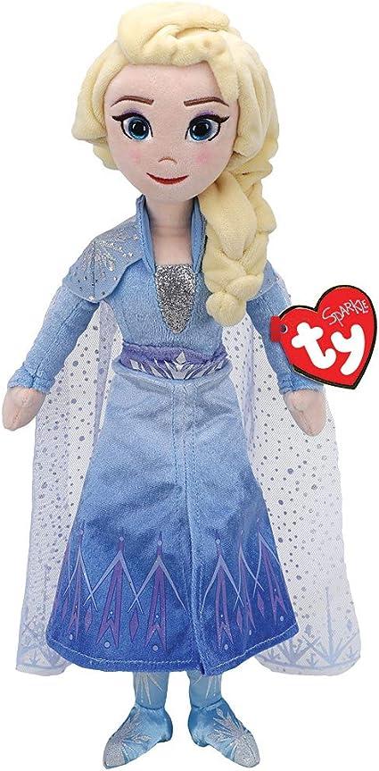 Ty Beanie Babie Elsa Princess Frozen 2