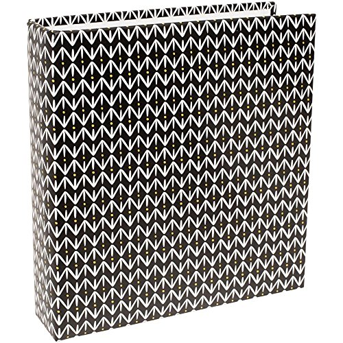 American Craft Project Life Printed D-Ring Album 6