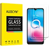 (3 Pack) Compatible for Alcatel 3L 2020 Screen Protector, Tempered Glass Film 9H Hardness HD,2.5D Film Easy install,Anti-Scra