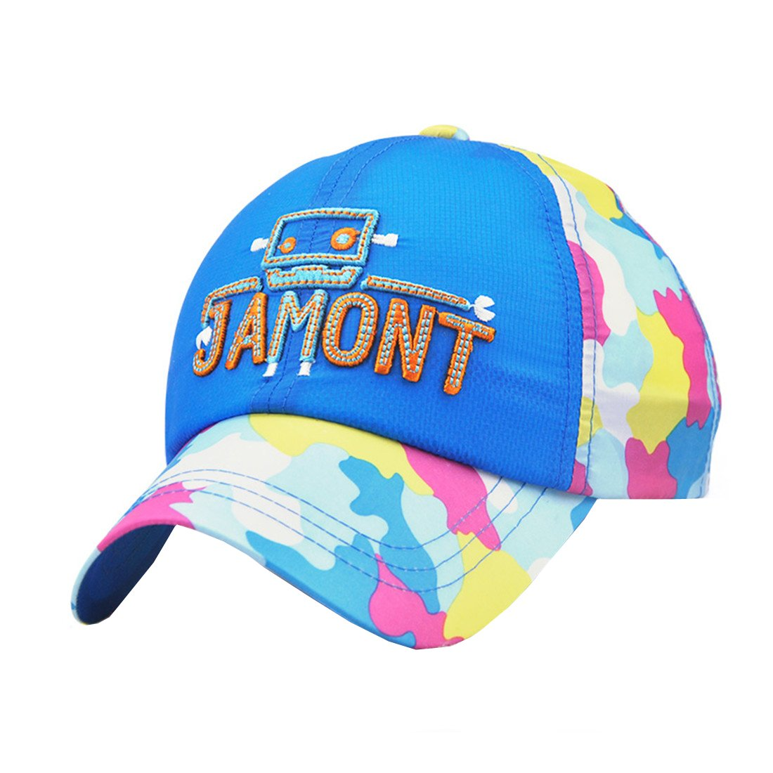 ACVIP Little Boy Girl Camouflage Summer Sun Protection Baseball Hat
