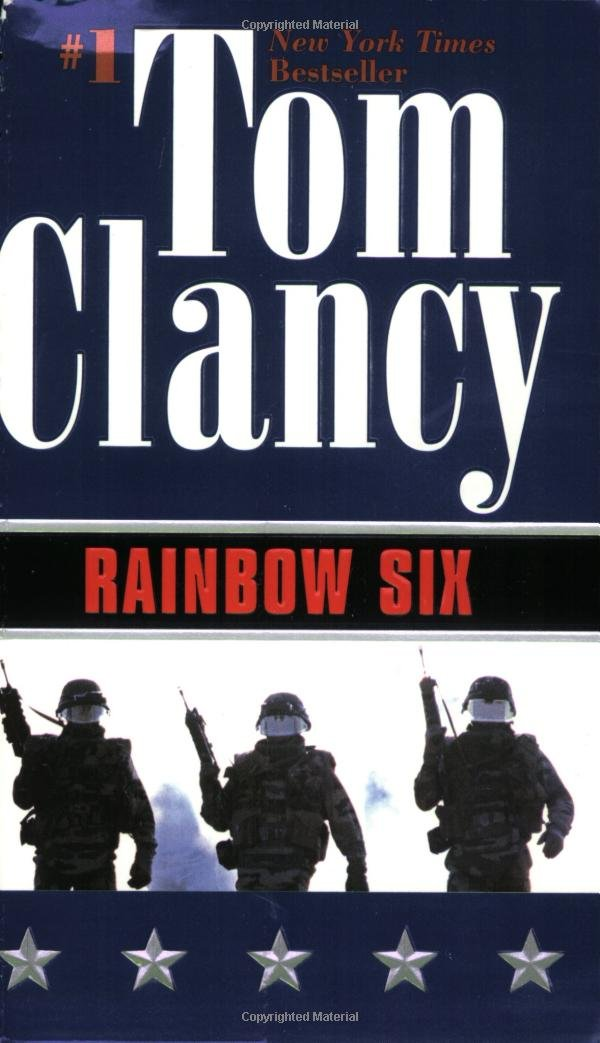 Rainbow Six ISBN-13 9780425170342