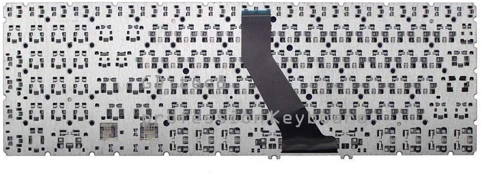 Laptop Keyboard Compatible for Acer Aspire M5 M5-581 M5-581T M5-581T-6446 M5-581T-6479 US Layout Black Color No Frame
