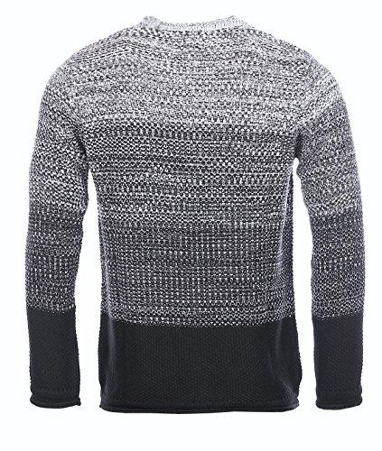 Carisma homme - Pullover Bleu Marine Carisma 7398 - Taille vêtements - L