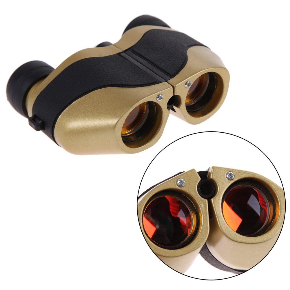 BestUS Compact Binoculars, 80 x 120 Zoom Telescope, Small and Lightweight, Day Night Vision, for Concert Theater Opera, Mini Pocket Folding Binoculars for Bird Watching Travel Hiking Adults Kids