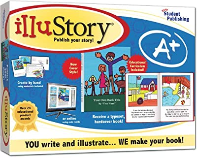 Illustory A Book Kit from Creations by You