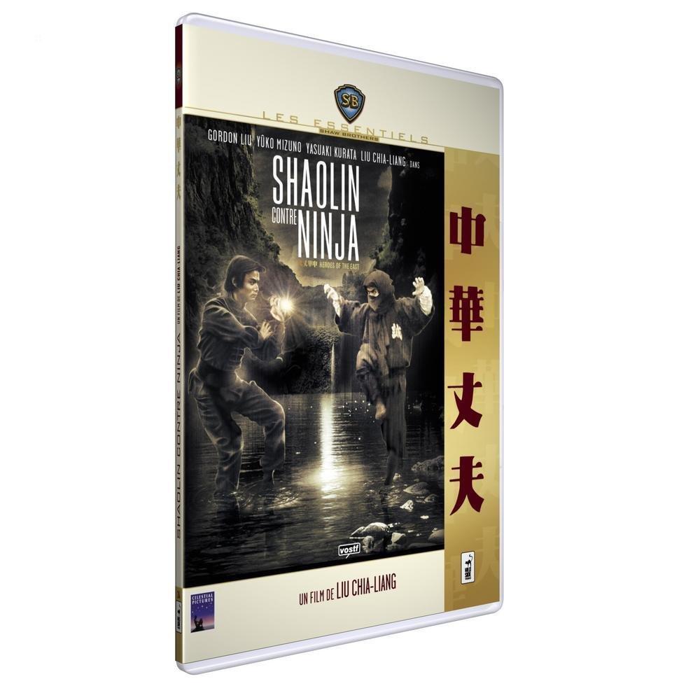 Amazon.com: Shaolin contre ninja (Version Pocket): Movies & TV