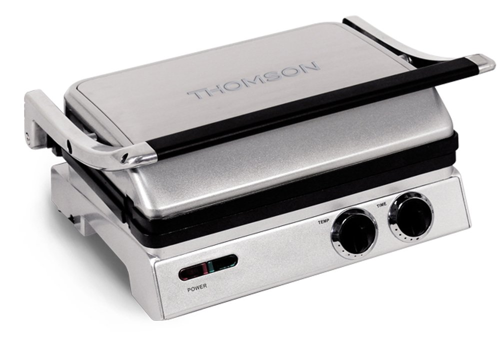 Thomson THGR06306 Grille Electrique pour Panini/Gril/Gaufre Inox ...
