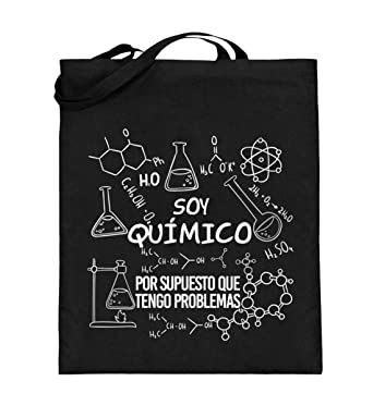 Soy Químico - Problemas - Bolsa de yute (con asas largas ...