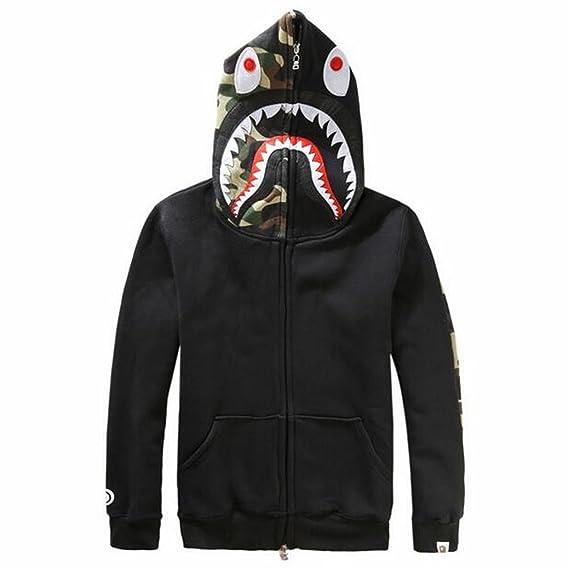 ff8ef9a8586c sissiren 3D Print Hooded Sweatshirt Full Zip Pullover Long Sleeve Hoodie  Plus Velvet Coat for Women and Men  Amazon.co.uk  Clothing