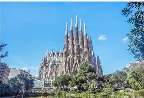Rompecabezas De 1000 Piezas Rompecabezas Monumentos De Barcelona, España Sagrada Familia Rompecabezas De Juegos De Bricolaje 1000 Piezas: Amazon.es: Hogar