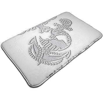 Non Slip Absorbent Rug Carpet for Indoor//Outdoor//Frontdoor//Bedroom//Livingroom//Kitchen Elvis Presley Memory Foam Bath Mat