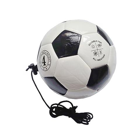 RUNACC Balón de fútbol de entrenamiento con cordón de control ...