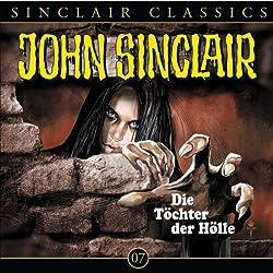 Töchter der Hölle (John Sinclair Classics 7)