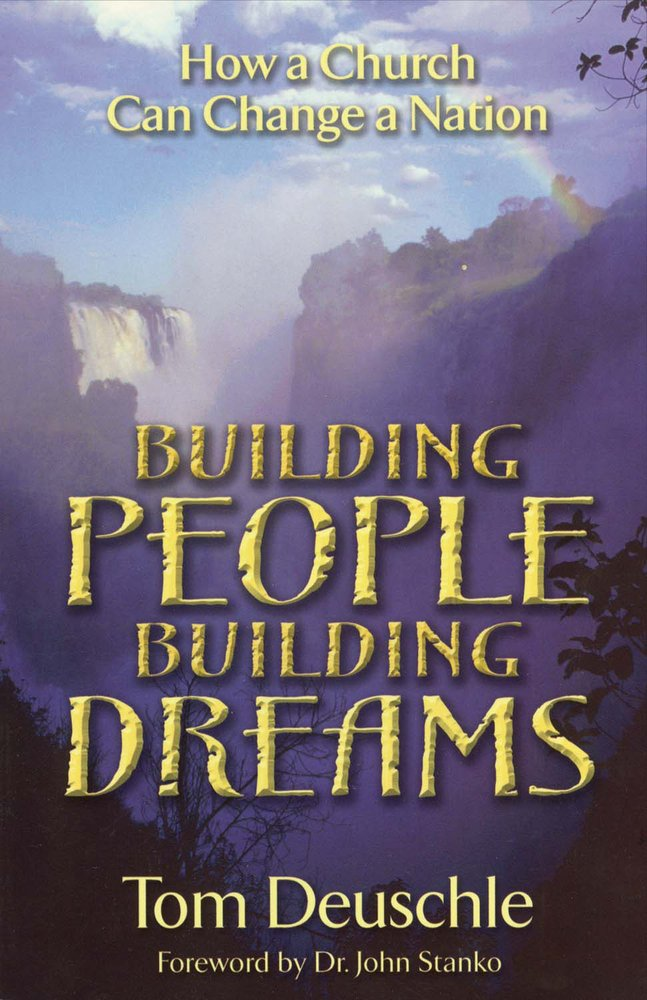Building People Building Dreams: Can A Church Change A Nation? pdf