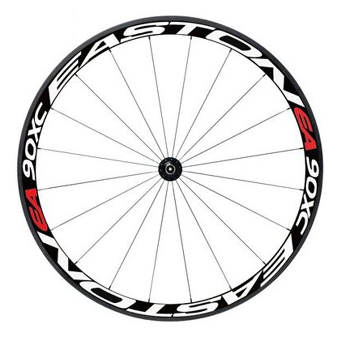 HMANE Bike Stickers, Bicycle Wheel Rims Light Reflective Stickers Decal