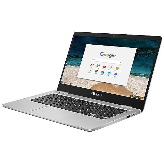 2019 ASUS Chromebook C423NA 14 FHD 1080P Display
