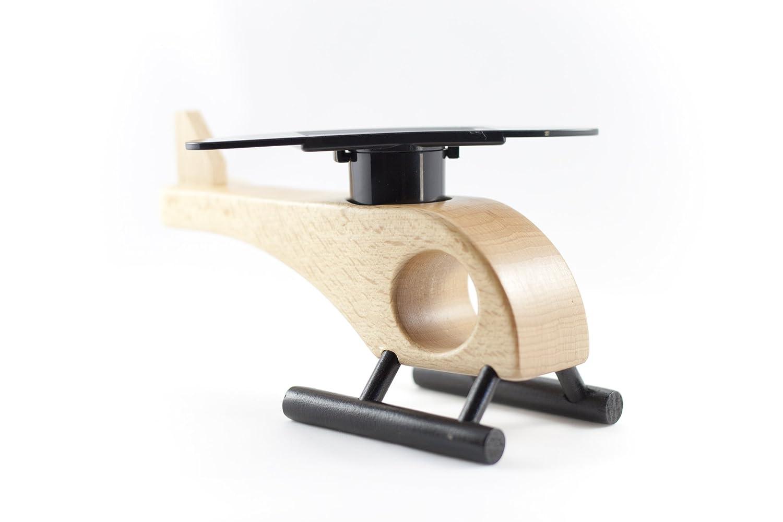 Holz Solar Helikopter Das ERSTE Solarspielzeug der Welt Inpro Solar 63530