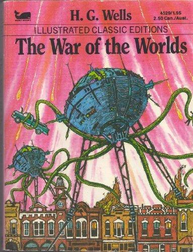 Illustrated Classics Editions the War of the Worlds: Wells, H. G.; Vogel,  Malvina G. [Adaptation], Lynch, Brendan: 9780866114530: Amazon.com: Books