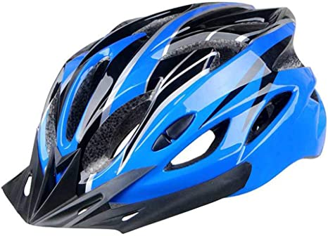 Ogquaton Casco unisex para niños Casco para bicicleta Bicicleta Ciclismo 58 cm - 62 cm Azul oscuro: Amazon.es: Bebé