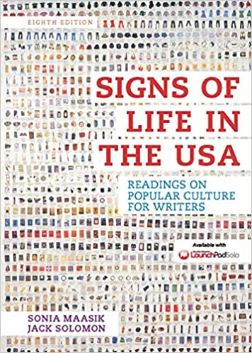 Signs of life in the usa readings on popular culture for writers signs of life in the usa readings on popular culture for writers kindle edition by sonia maasik jack solomon reference kindle ebooks amazon fandeluxe Gallery