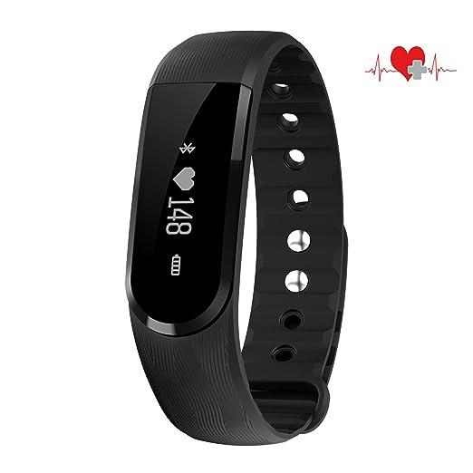 30 opinioni per COOSA ID101 Intelligente Braccialetto Smart orologio sportivo da polso