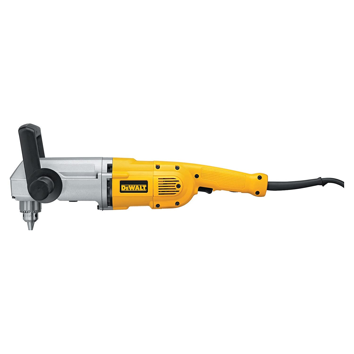 61McQeJVwGL._SL1500_ dewalt dw124 11 5 amp 1 2 inch right angle drill power right  at cos-gaming.co