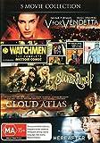 V For Vendetta + Watchmen + Sucker Punch + Cloud Atlas + Hereafter [NON-USA Format / PAL / Region 4 Import - Australia]