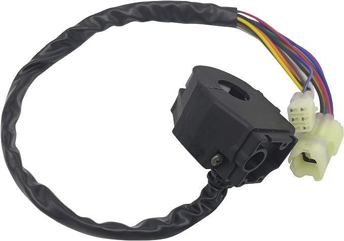M MATI Left Handlebar Control Switch Start Run Off Headlight Reverse ACS DPS for Can-Am ATV Outlander 400 500 650 800 1000 6X6 Renegade 800 1000 XXC 703500920