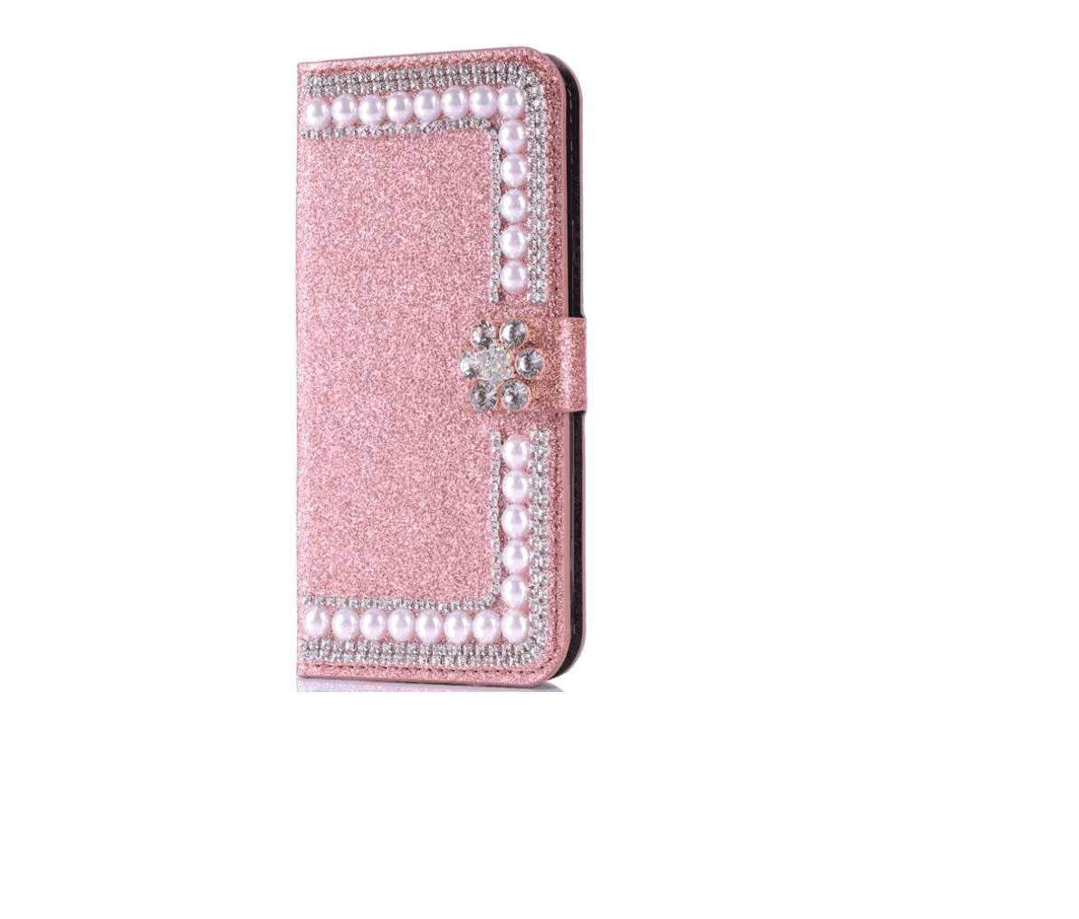 Cover for Leather Wallet Cover Extra-Durable Business Card Holders Kickstand Flip Cover iPhone 11 Pro Flip Case
