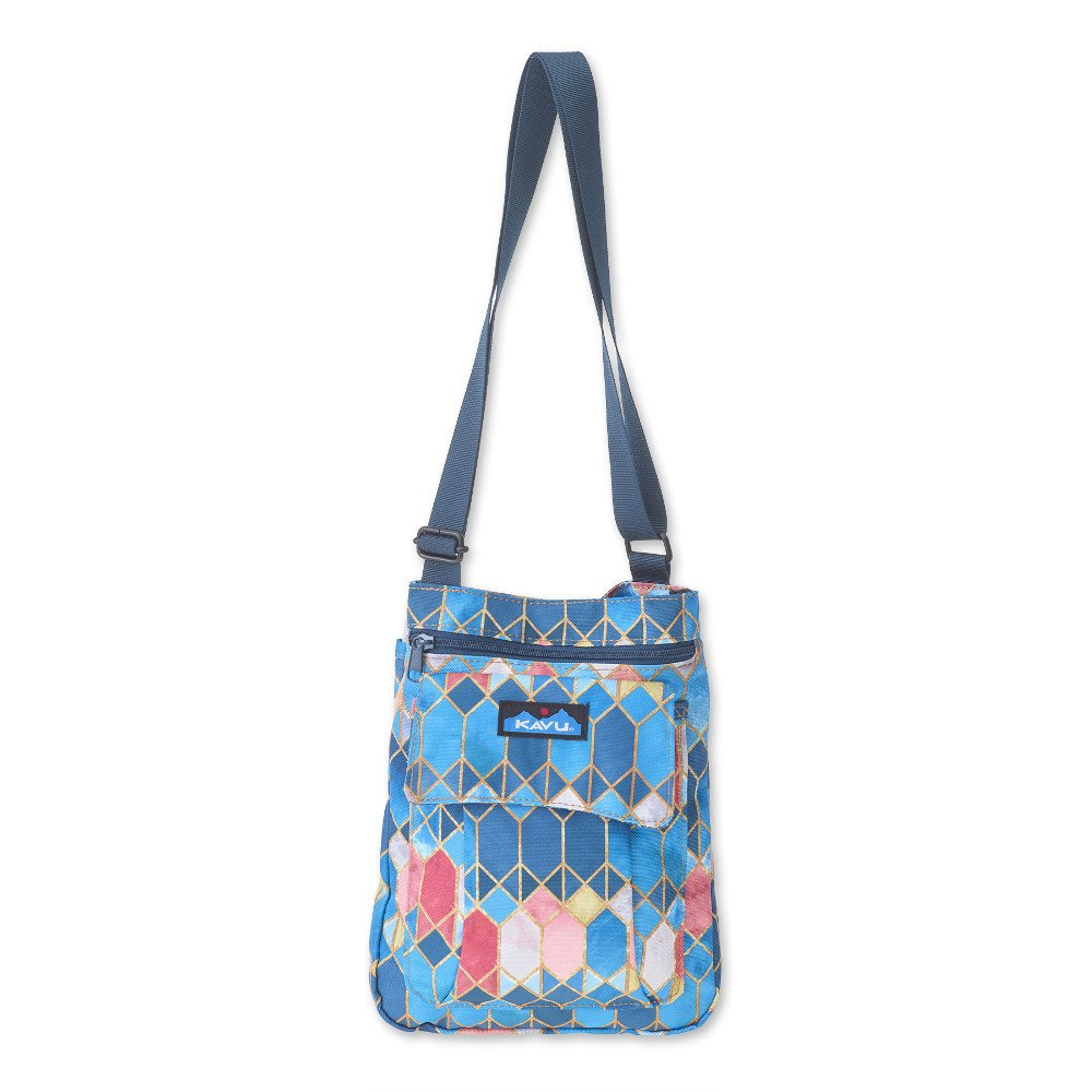 KAVU Women's for Keeps Outdoor Backpacks, One Size, Stained Glass