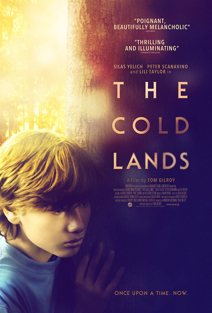 The Cold Lands - DVD + Book