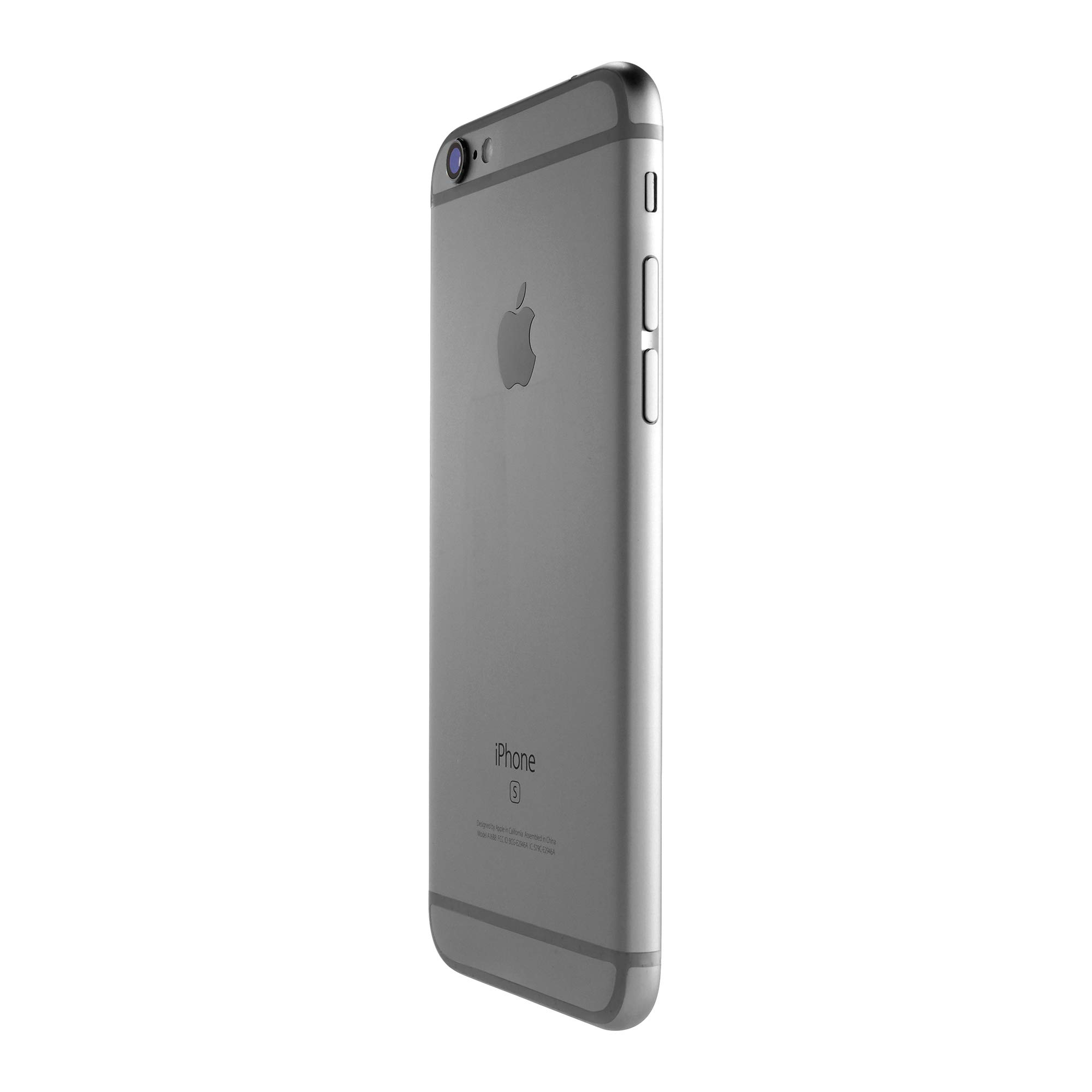 Apple iPhone 6S, Fully Unlocked, 16GB - Space Gray (Renewed) by Apple (Image #3)
